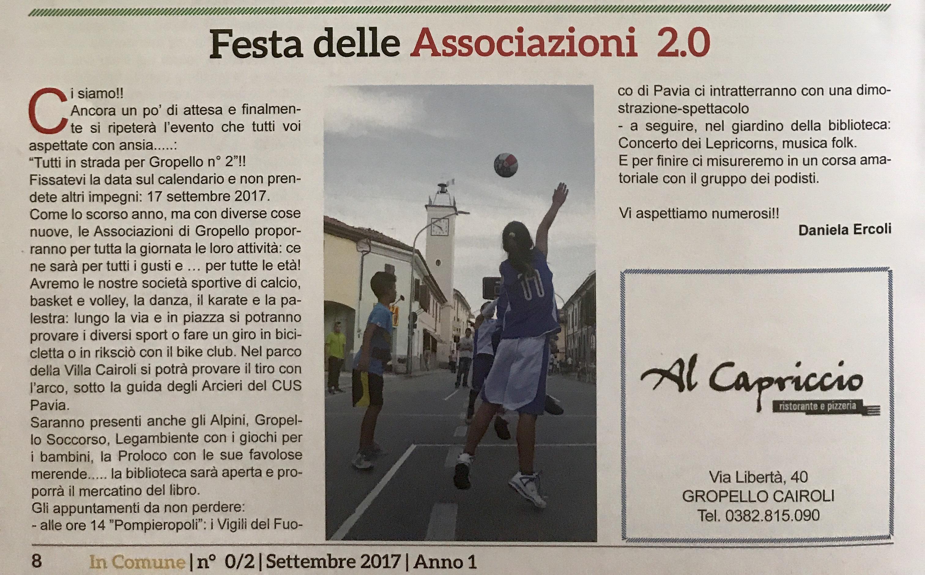 ARTICOLO GROPELLO 2017