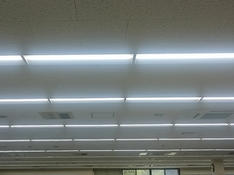 高効率空調室内機・照明
