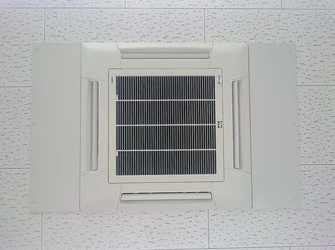 高効率空調室内機