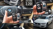 2013 Bmw 3.20İ ED Orjinal Smart Keyless Kumanda Yapımı