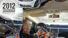 2012 Volkswagen Passat CC Orjinal Keyless Go Smart Kumanda Yapımı