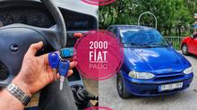 2000 Fiat Palio Kayıptan İmmobilizer Anahtar Yapımı
