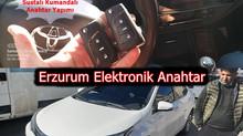2017 Toyota Corolla Kayıptan 2 Adet Sustalı Kumandalı Anahtar Yapımı