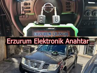 2007 Nissan Navara Orjinal Kumandalı Anahtar Yapımı