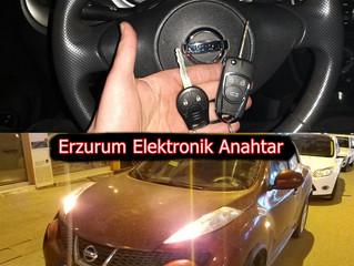 2011 Nissan Juke Sustalı Kumandalı Anahtar Yapımı