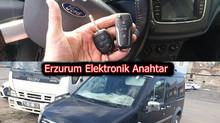 2010 Ford Connect Yeni Nesil Sustalı Kumandalı Anahtar Yapımı