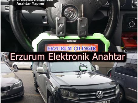 2011 Volkswagen Amarok Orjinal Sustalı Kumandalı Anahtar Yapımı