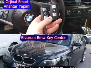 2006 Bmw 530d E60 Orjinal Smart Anahtar Yapımı