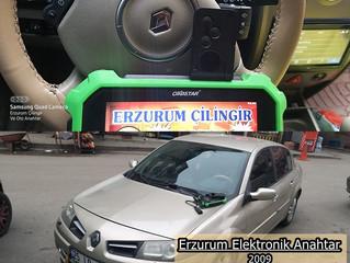 2009 Renault Megane 2 Yedek Smart Kart Yapımı