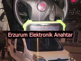 2015 Fiat Fiorino Kayıptan Orjinal Sustalı Kumandalı Anahtar Yapımı