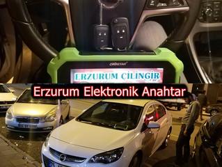 2013 Opel Astra J Orjinal Sustalı Kumandalı Anahtar Yapımı