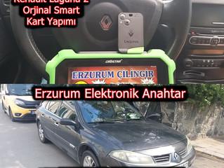 2008 Renault Laguna 2 Orjinal Smart Kart Yapımı