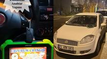 2013 Fiat Linea Kayıptan Orjinal Sustalı Kumandalı Anahtar Yapımı