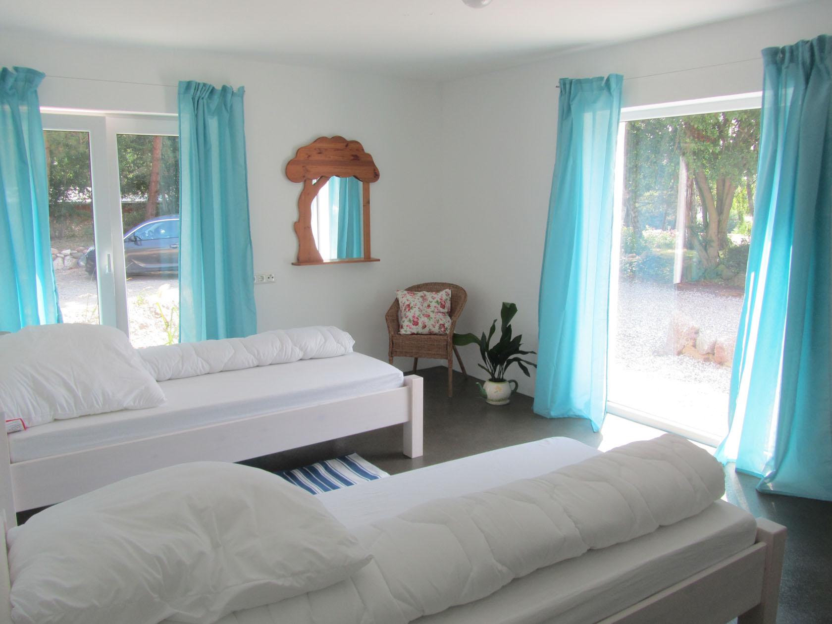Schlafzimmer No.2 Ostwohnung