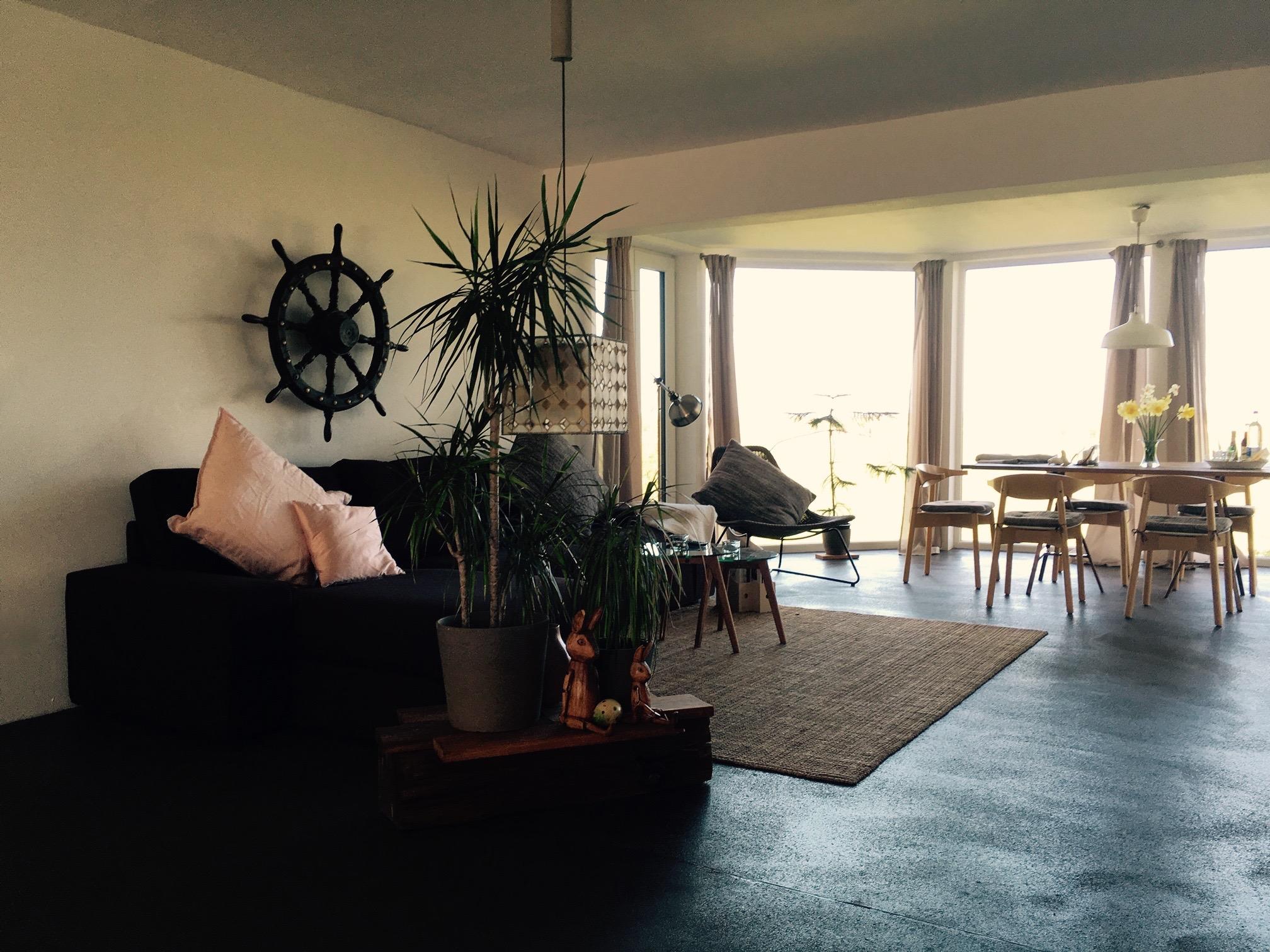 Wohnzimmer Westwohnung