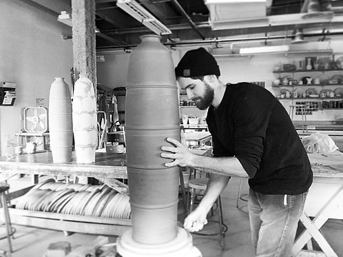 Adrian King Large Vessel Workshop