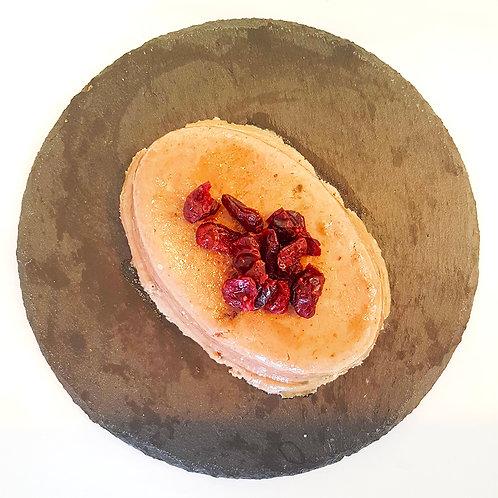 Paté - cranberry roze peper