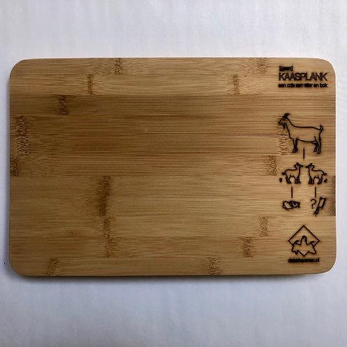 [geen] kaasplank