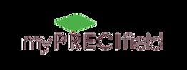 logo myprecifield, plate forme d'agriculture de précision