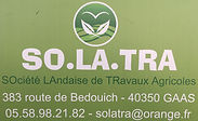 Logo prestataire SOLATRA