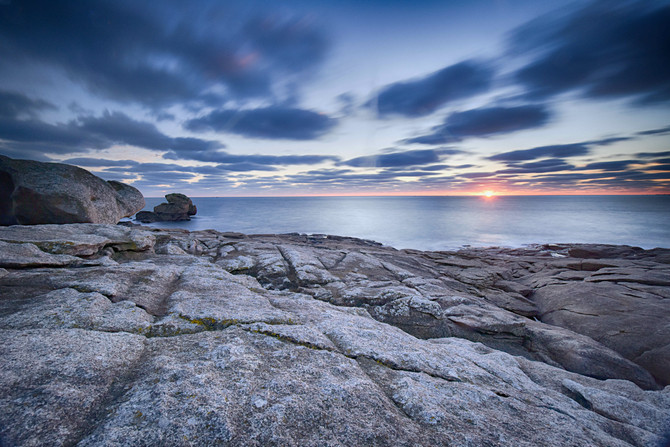 Les rochers de Lesconil