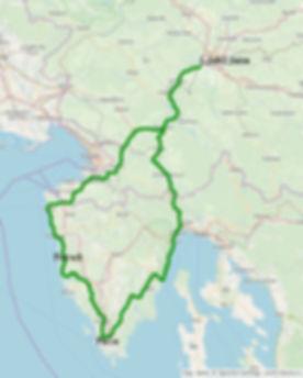 Istria tour