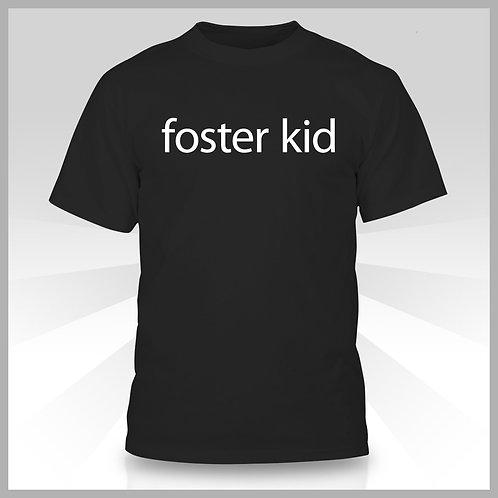 Foster Kid Black T-Shirt