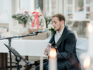 Hochzeitssänger Blog mit der ersten Hochzeit in 2017