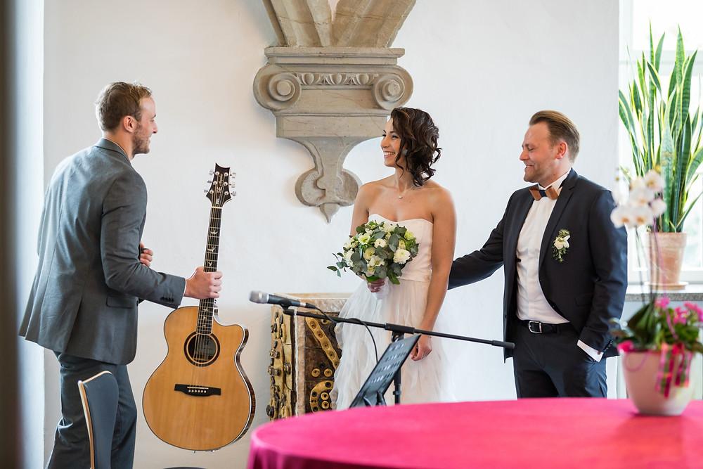 Hochzeitssänger Sebastian Baumert