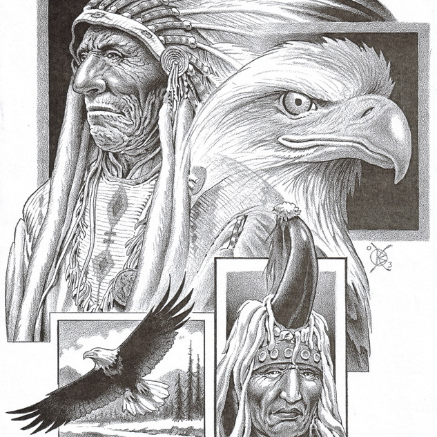 Eagle's Gaze
