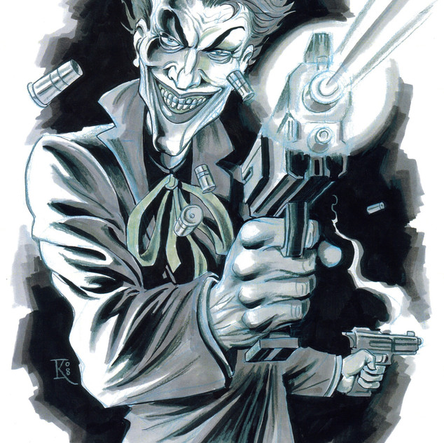Gunman Joker
