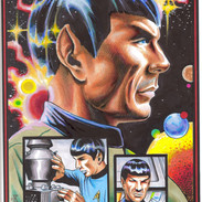 Three Faces of Spock