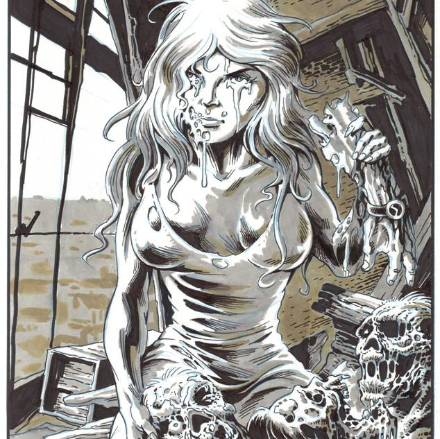 Beautiful Zombie