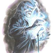 Pale Blue Demon