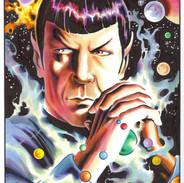 Cosmic Spock