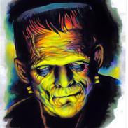 Golden Age Frankenstein