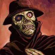 Skull Face 2