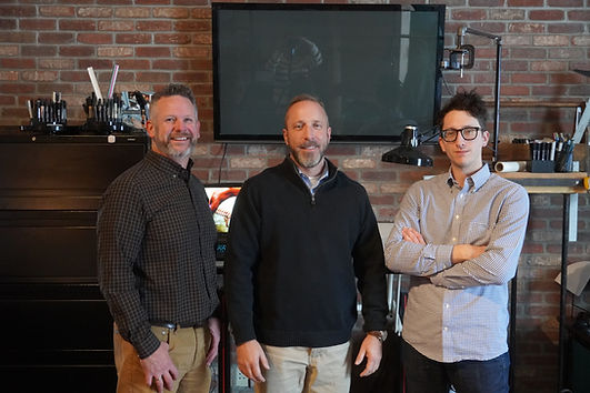 Jeff Cline and others at Cline Design Build