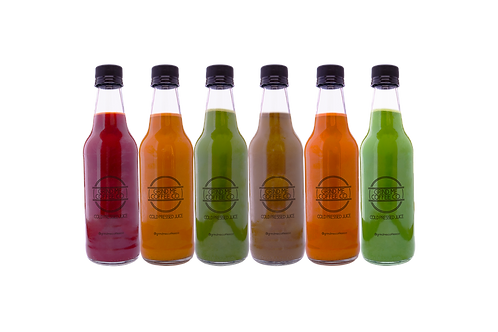 Cold Press Juice Packs