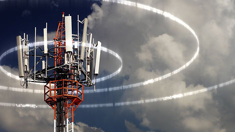 Mobile telecommunication tower or cell t