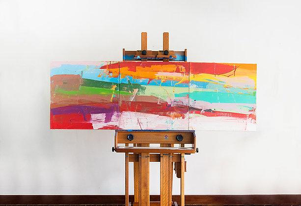 'Parte' 70 x 210 cm