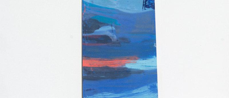 Azul de Porcelana I