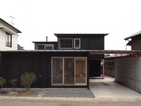 黒潮町の家