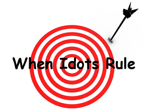When Idiots Rule - An Open Letter to President Muhammadu Buhari (Part 2)