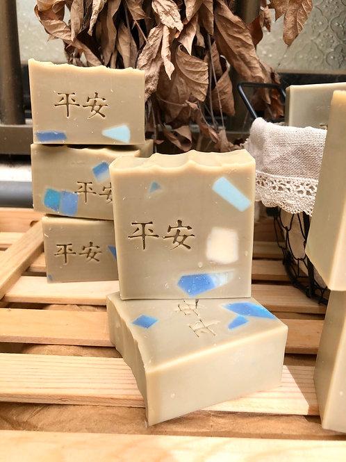 【漢方】小人免驚 #艾草 #平安皂 #豆漿皂
