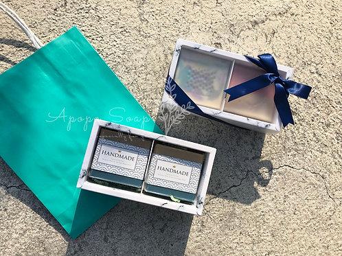 加購雙入禮盒_內搭任選_大理石紋_少女心漸層 #彌月禮盒