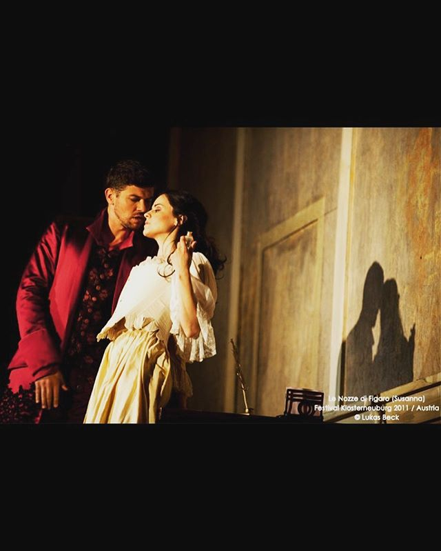 #throwbackthursday #susanna #lenozzedifigaro #opera #operklosterneuburg #soprano #mozart #shadows #l