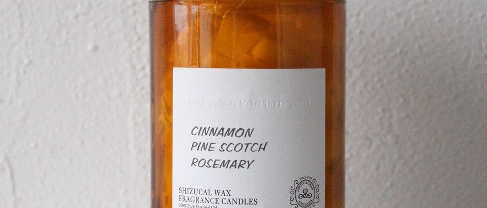 CINNAMON - PINE SCOTCH - ROSEMARY