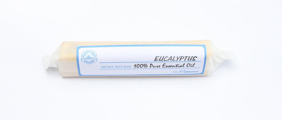 AROMA WAX BAR:                        EUCALYPTUS