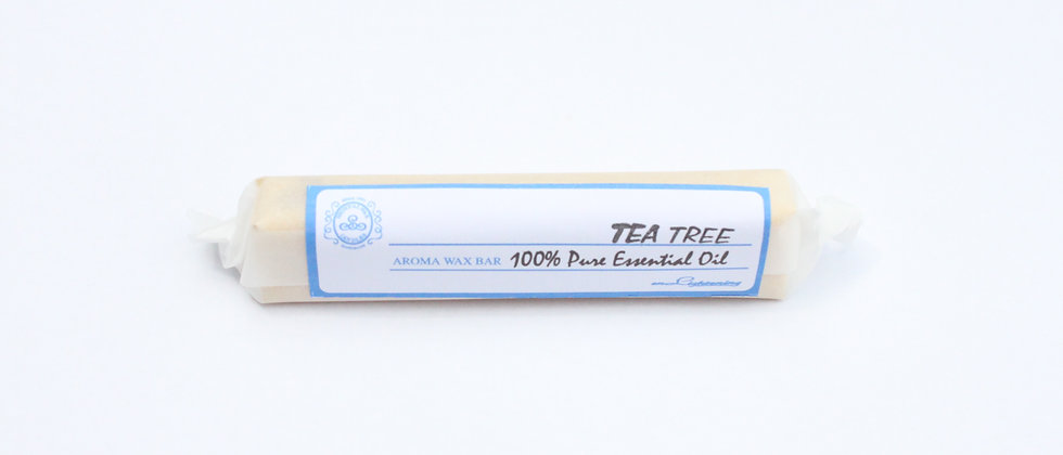 AROMA WAX BAR:     TEA TREE